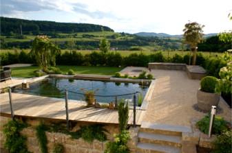 Kreative und moderne Gartengestaltung von Bergmann Galabau