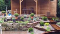 Pavillons - Bergmann Galabau