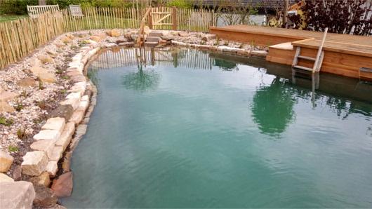 Vorschau Schwimmteich - Bergmann Galabau